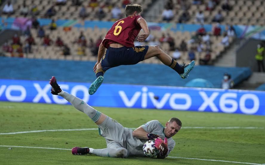 Debut lemah Spanyol di Euro 2021