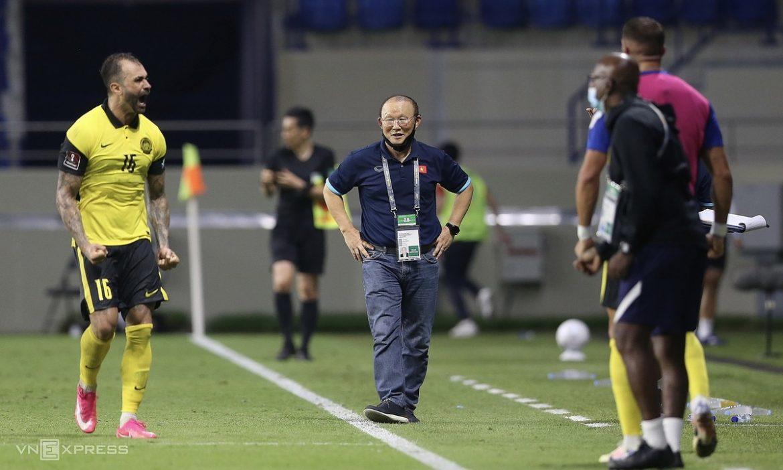 Pelatih Tran Minh Chien: 'Saya menghormati cara Mr. Park memanfaatkan orang'