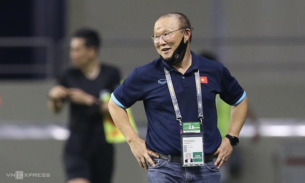 Coach Park dilarang mengarahkan pertandingan UEA