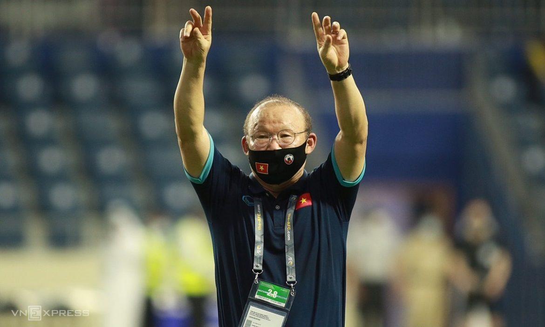 Vietnam menempati peringkat ke-90 FIFA