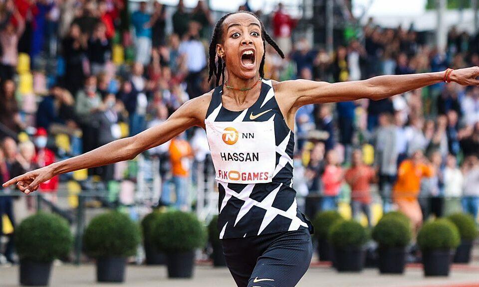 Atlet Belanda pecahkan rekor dunia kedalaman 10.000m