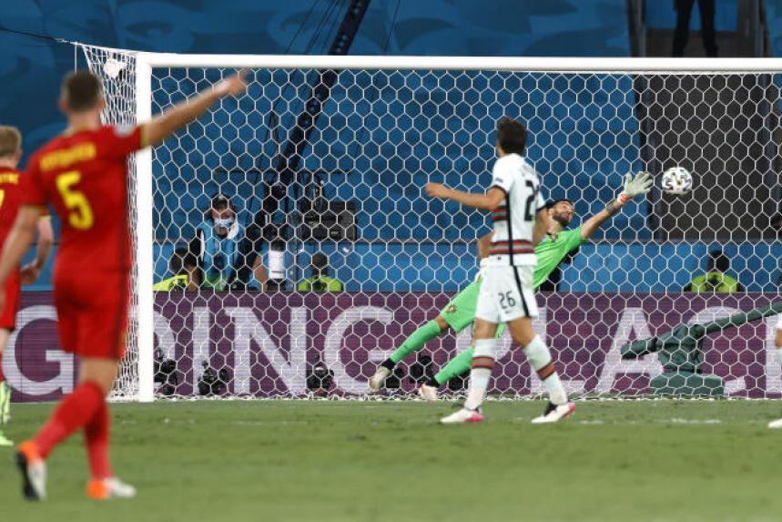 Dias menyalahkan kekalahan Belgia pada bola