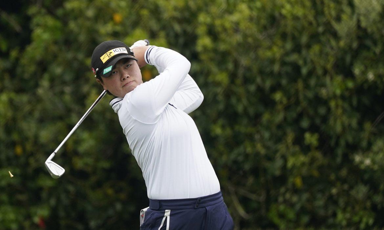 Pegolf Asia memulai dengan mengesankan di US Women's Open