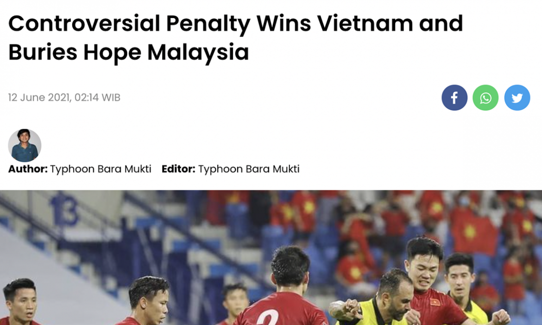 Surat kabar Malaysia: 'Hukuman kontroversial membantu Vietnam'