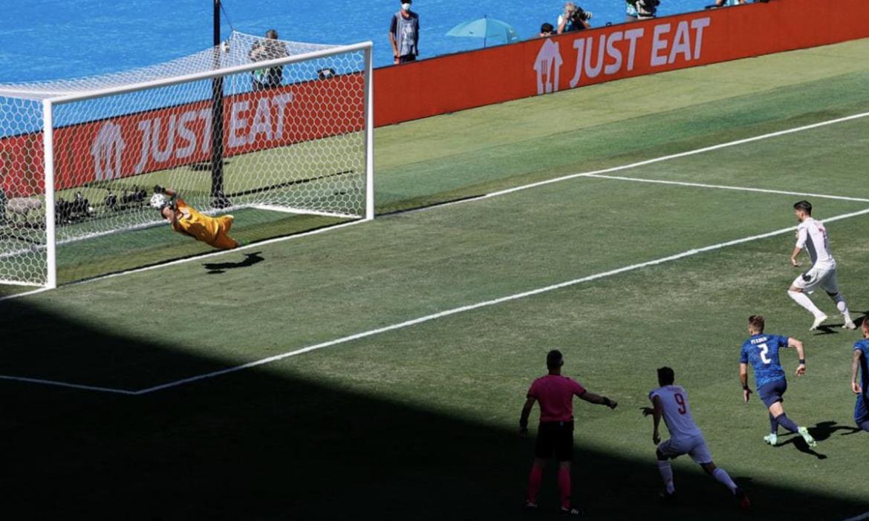 Spanyol gagal dalam lima penalti berturut-turut