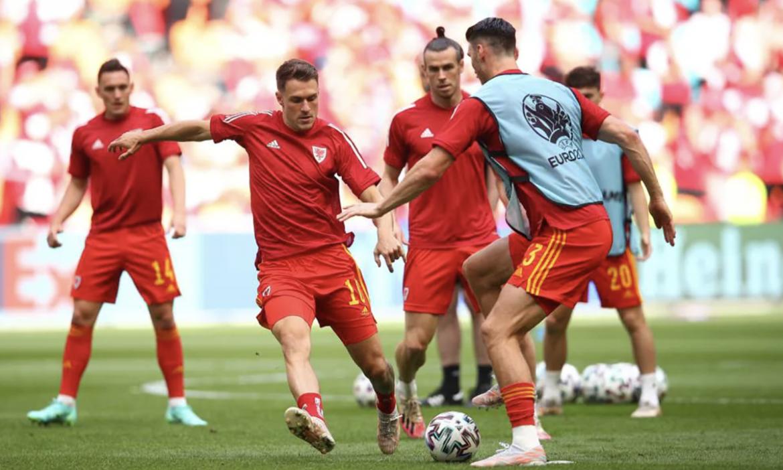Wales vs Denmark langsung