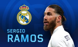 Betapa Hebatnya Sergo Ramos di Real Madrid