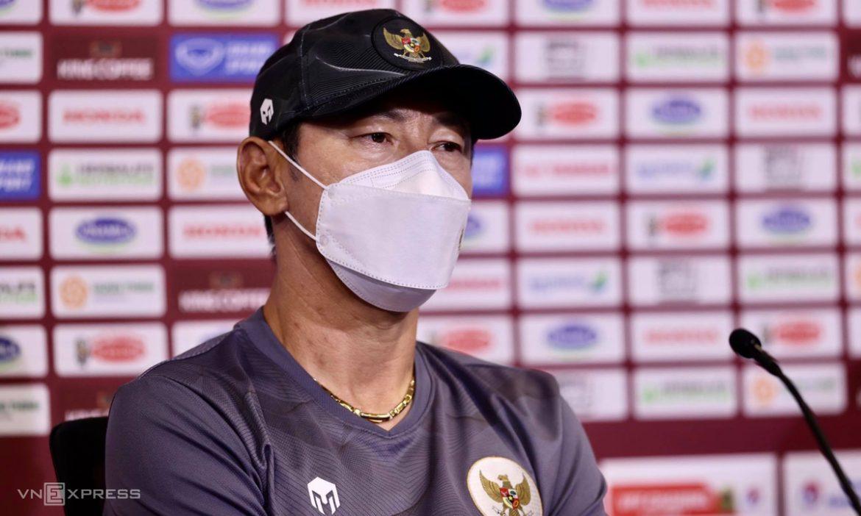 Pelatih Indonesia: 'Sangat sulit melawan Vietnam saat ini'