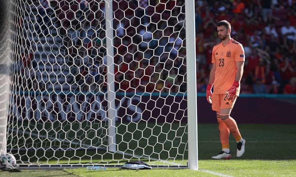 Gol bunuh diri di Euro 2021 sama banyaknya dengan gabungan semua turnamen sebelumnya