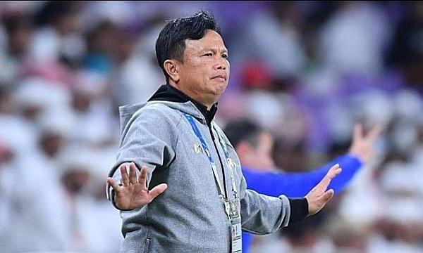 Mantan pelatih Thailand hanya berencana untuk melawan UEA