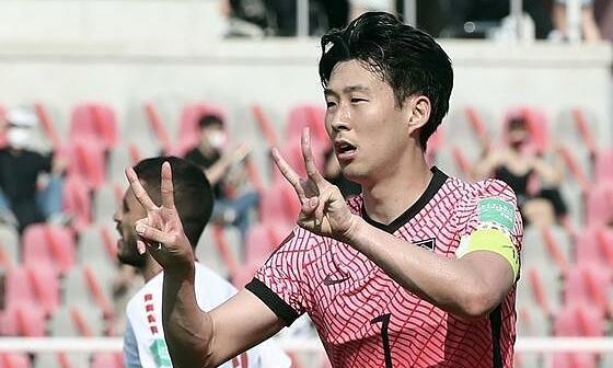 Son Heung-min membantu Vietnam mendekati babak kualifikasi final Piala Dunia