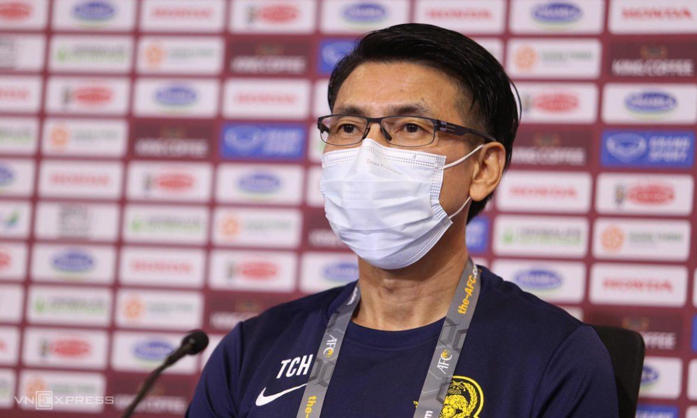 Pelatih Malaysia: 'Senang Vietnam tidak memiliki Quang Hai'