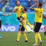 Swedia puncaki Grup E Euro