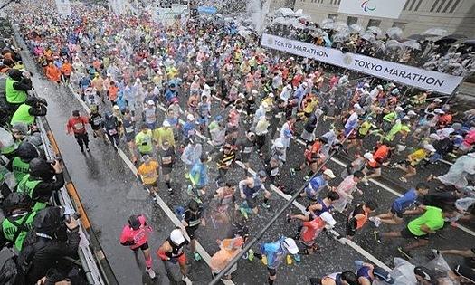 Tokyo Marathon diadakan secara internal hingga 2023