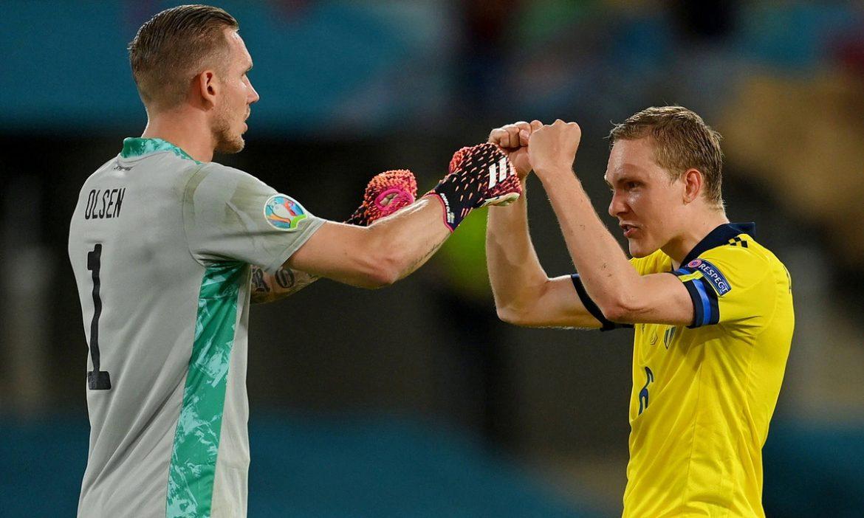 Swedia – Slovakia: Kekuatan bertahan