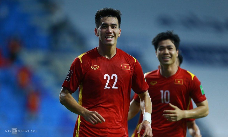 Vietnam adalah satu-satunya tim Asia Tenggara yang menang