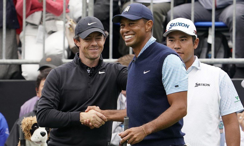 McIlroy pernah mencoba mencuri dari Tiger Woods
