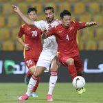 Vietnam dapat bersatu kembali dengan UEA di babak kualifikasi final Piala Dunia