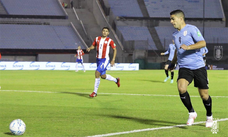 Suarez terdiam dalam undian Uruguay