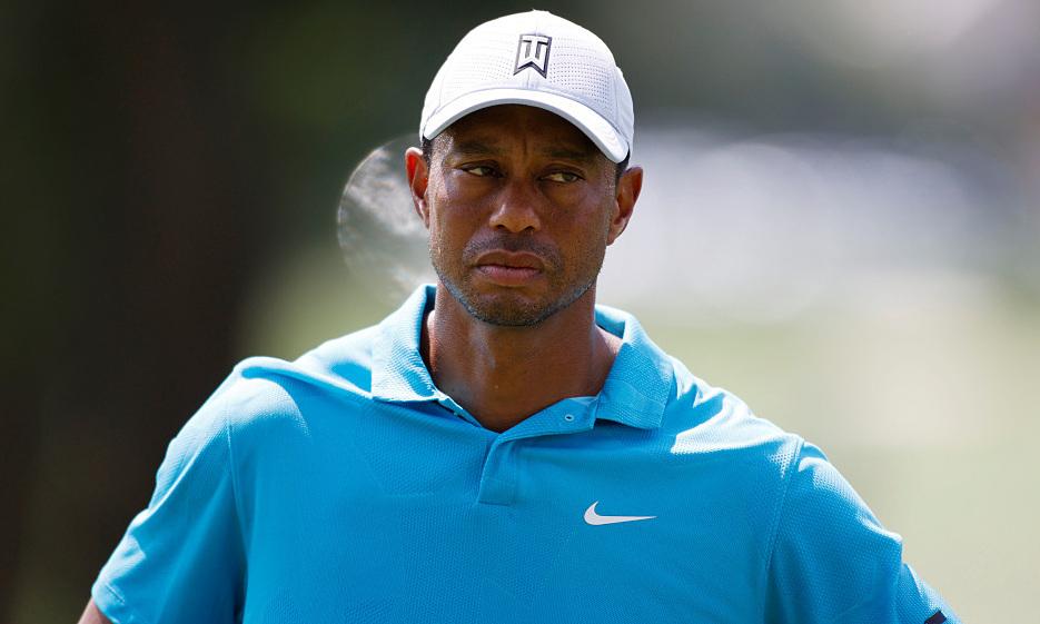 Tiger Woods tidak menerima acara TV