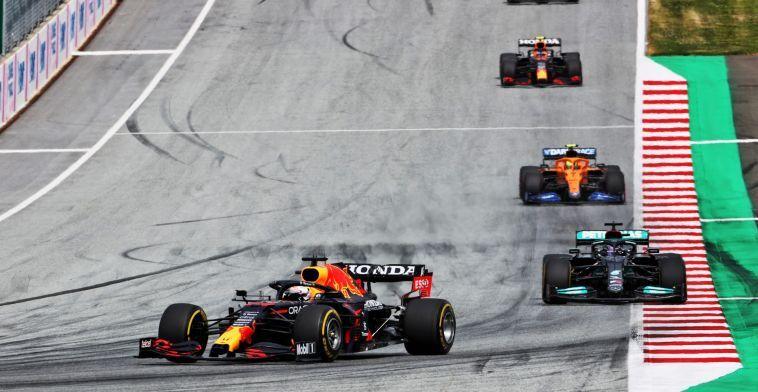Verstappen kembali menabur kesedihan untuk Hamillton dan Mercedes