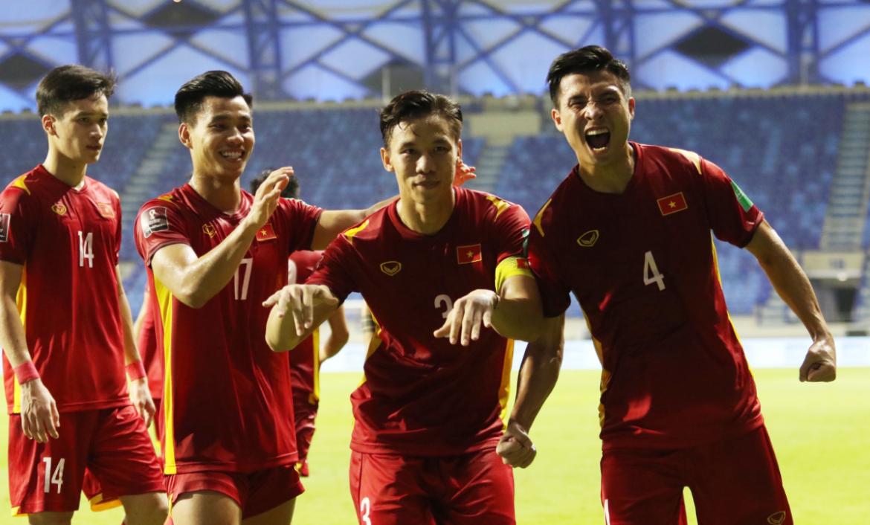 Que Ngoc Hai 'menikmati' untuk merayakan