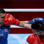 Nguyen Van Duong menerima kekalahan