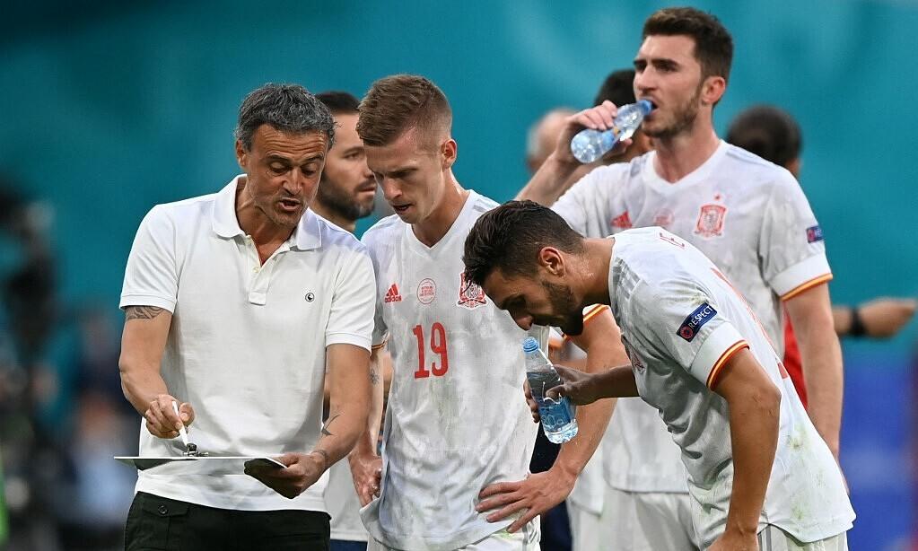 Pelatih Spanyol: 'Saya tenang dalam adu penalti'