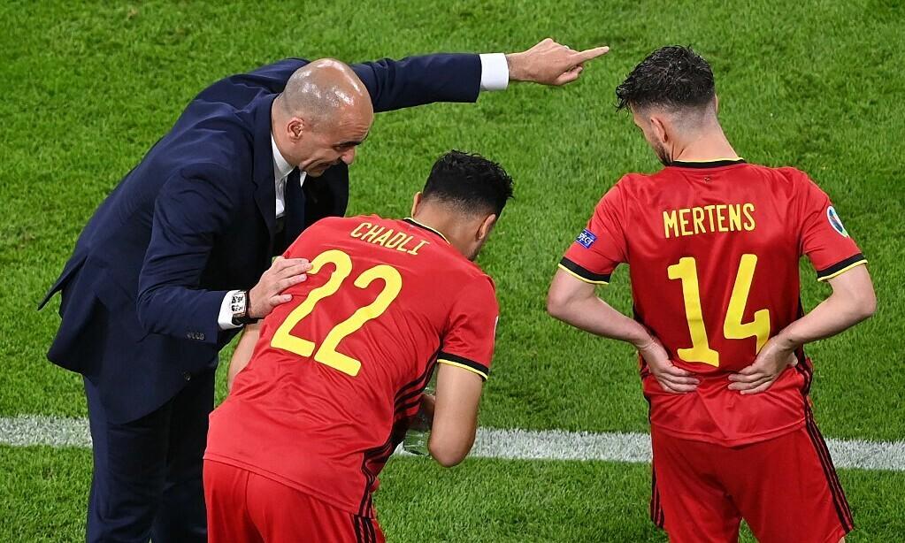 Martinez: 'Belgia tidak pantas tersingkir'