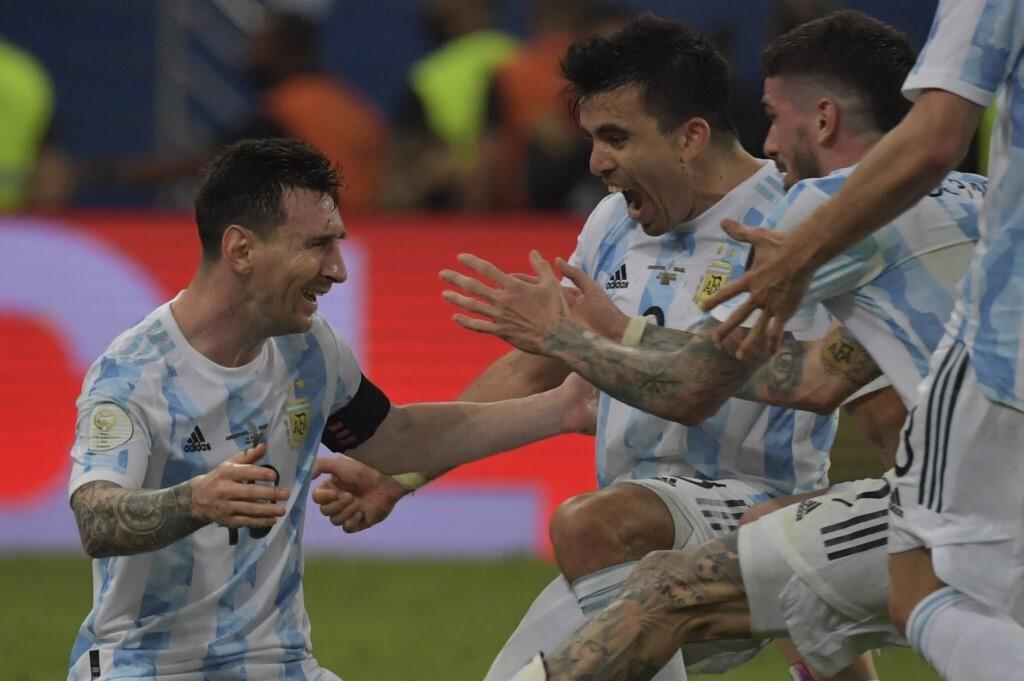 Ketika Messi menang sebagai orang Argentina