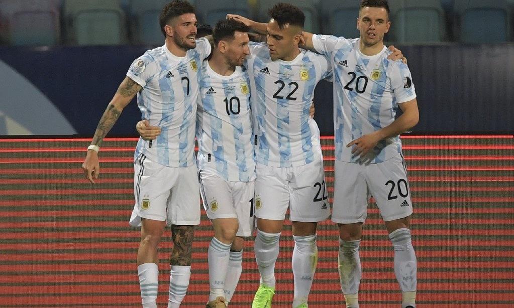 Messi Bantu Argentina ke Semifinal Copa America