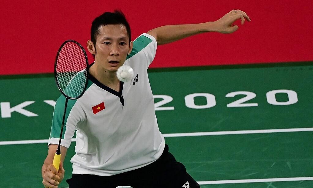Bulutangkis Olimpiade: Tien Minh – Dwicahyo