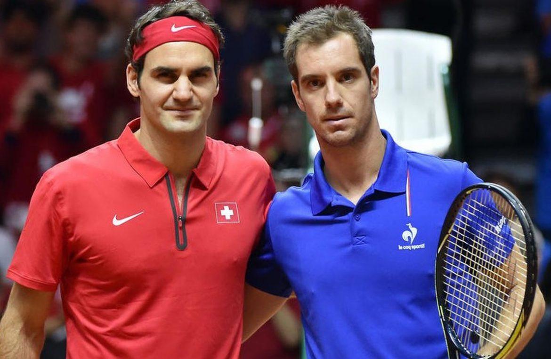 Gasquet: 'Lupakan Grand Slam, Federer nomor satu'