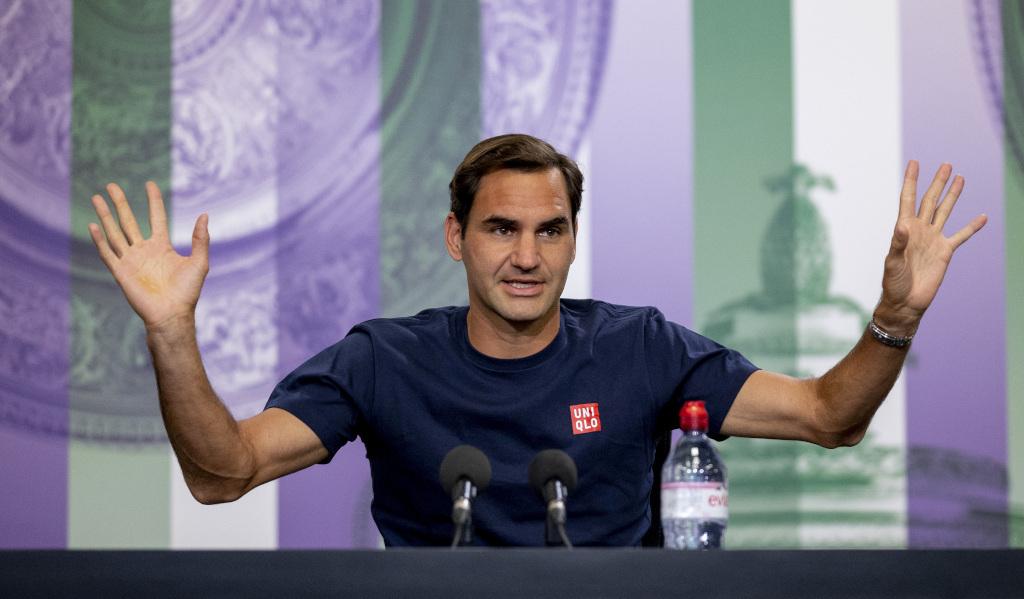 Federer: 'Djokovic berbeda dari yang lain'