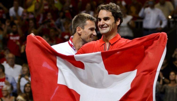 Federer menghadiri Olimpiade untuk kelima kalinya