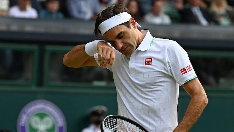 Federer: 'Saya tidak bisa bermain seperti yang saya inginkan'