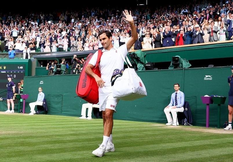 Becker: 'Federer seperti dia bermain terakhir di Wimbledon'