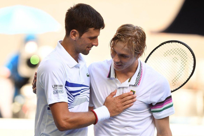 Djokovic bertemu 'umpan lezat' di semifinal Wimbledon