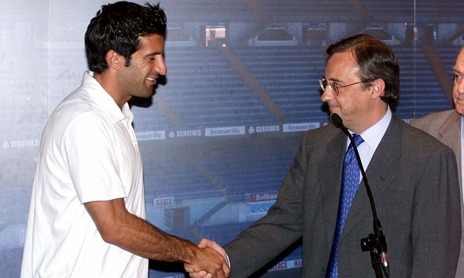 Figo: 'Perez meminta maaf kepada saya'