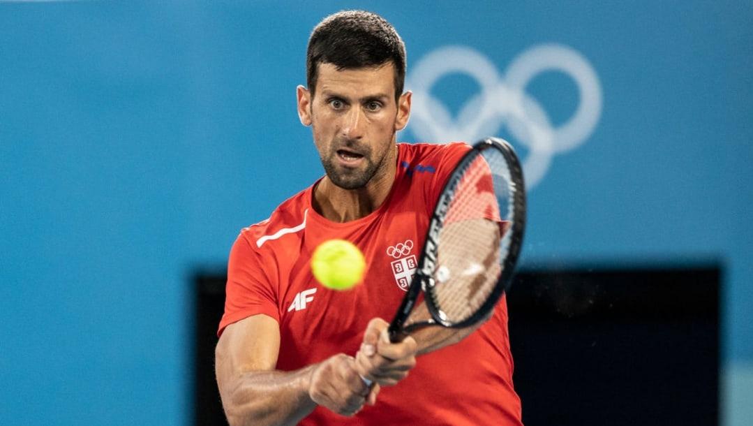 Djokovic bertemu pemain ATP ke-139 di babak pertama Olimpiade