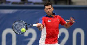 Djokovic bertemu Nishikori di perempat final Olimpiade