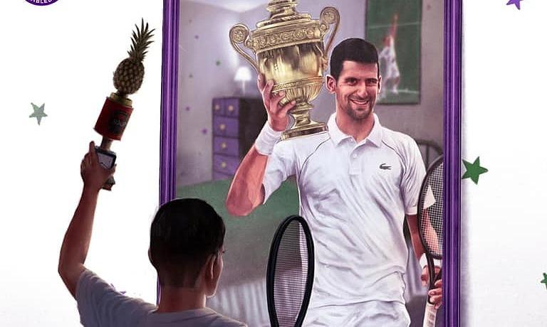 Djokovic dan kenangan akan mimpi memenangkan Wimbledon