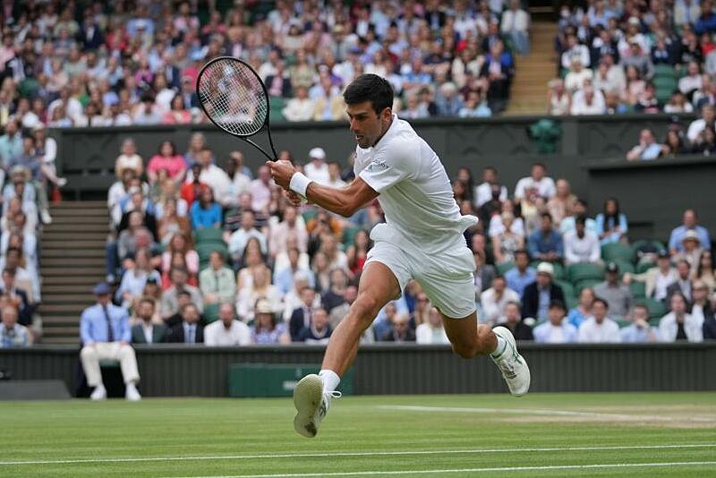 Djokovic vs Berrettini di final Wimbledon
