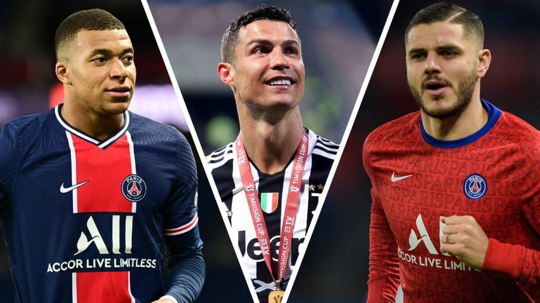 Ronaldo bisa pergi ke PSG bukan Mbappe