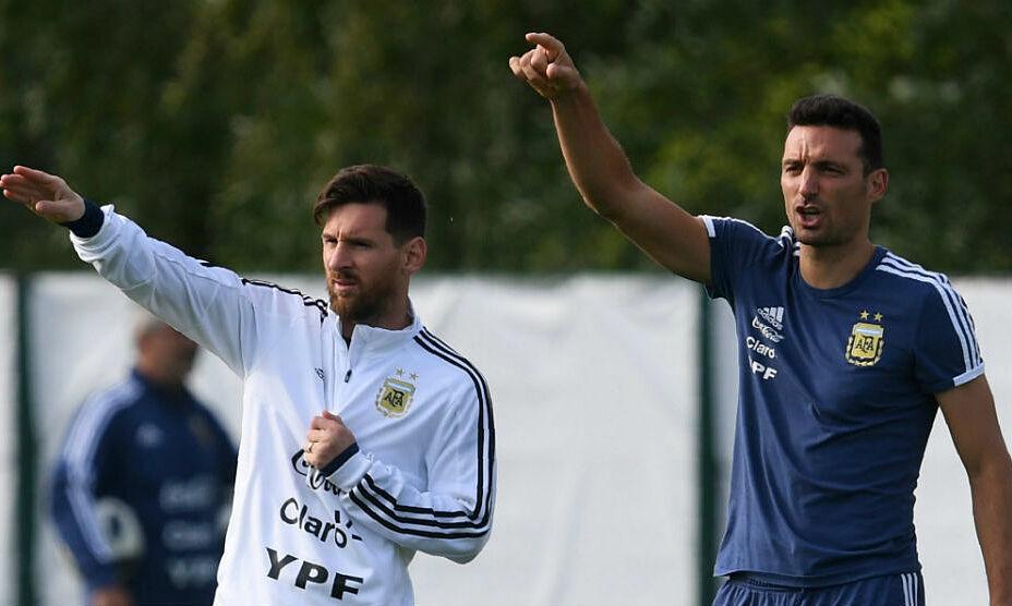 Pelatih Argentina: 'Messi terhebat dalam sejarah'