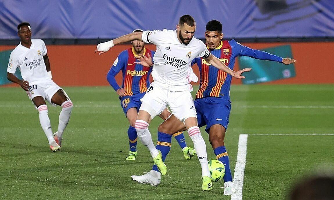 Barca vs Real di bulan Oktober