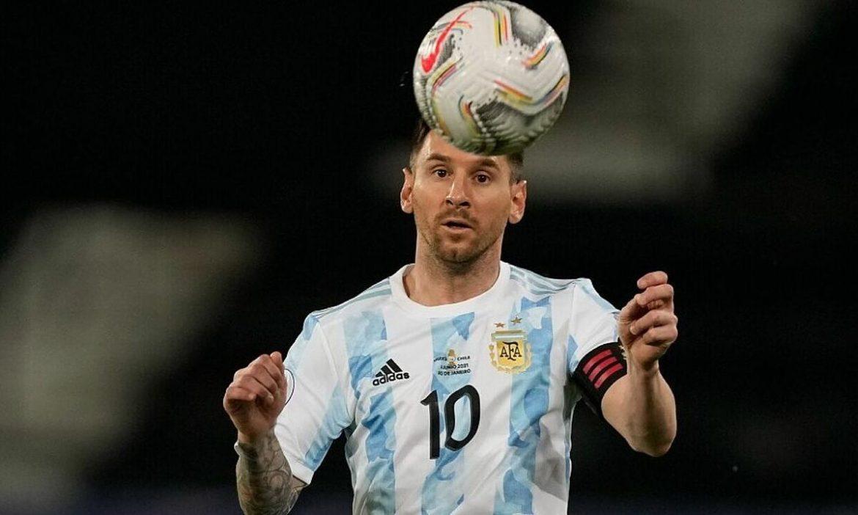 Argentina – Ekuador: Menunggu Messi Pecahkan Rekor Pele