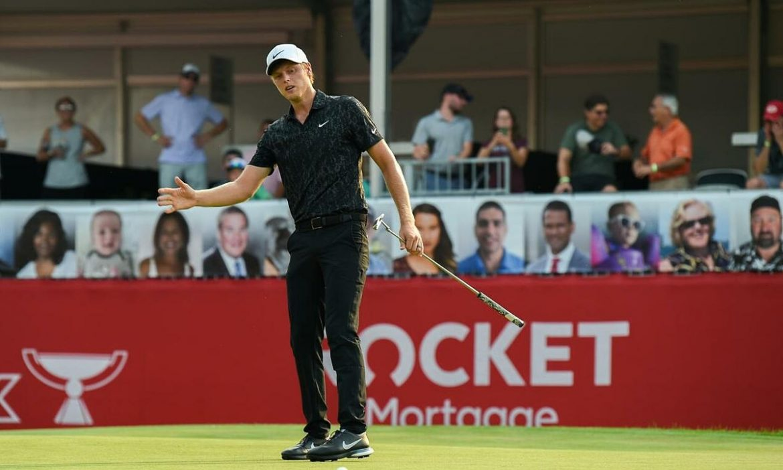 Juara PGA Tour harus merelakan jurusan karena prosedur administrasi