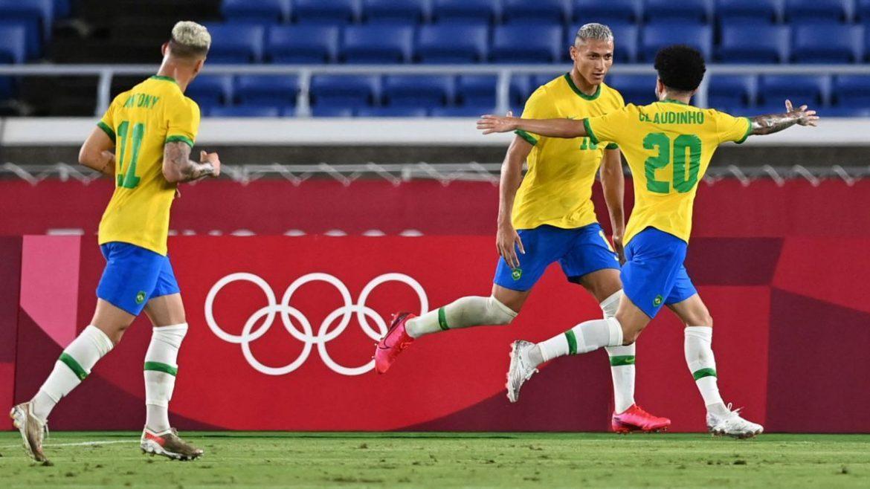 Brasil Perlakukan Jerman dengan Baik di Pertandingan Pembukaan Olimpiade