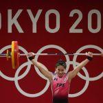 Gubernur Taiwan mencetak hat-trick rekor Olimpiade